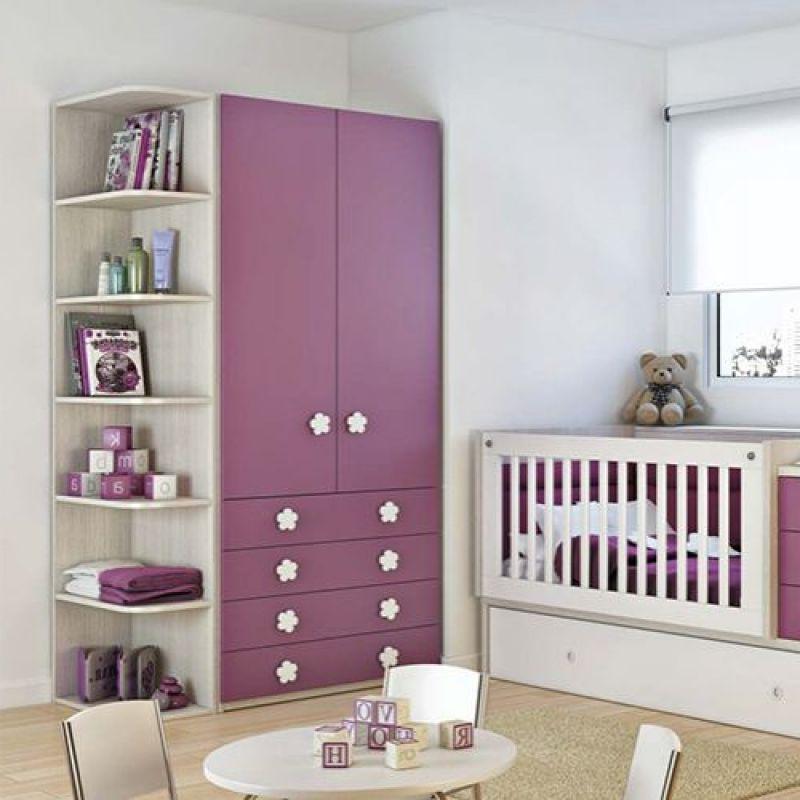Muebles De Bebe Y7du Muebles Para El Dormitorio Del BebÃ