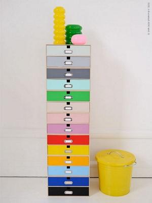 Muebles De Cajones Ikea Ftd8 Cajones De Ikea De Colores Decà Ralos