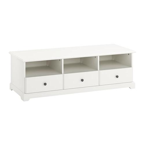 Muebles De Cajones Ikea H9d9 Liatorp Mueble Tv Blanco 145 X 49 X 45 Cm Ikea