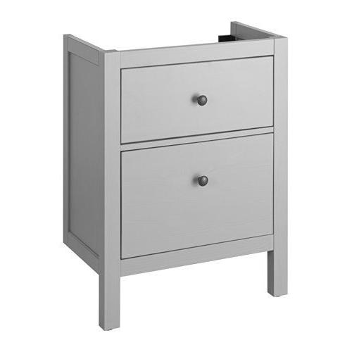 Muebles De Cajones Ikea H9d9 Mueble 2 Cajones Ikea Sink Gris 23 5 8×12 5 8×32 5 8