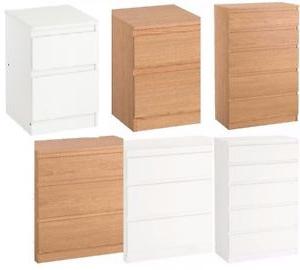 Muebles De Cajones Ikea X8d1 Ikea Kullen Chest Of Drawers Bedroom Furniture In White Oak 2 3