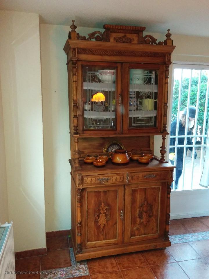 Muebles De Cocina Antiguos Ffdn Antiguo Mueble Aparador De Cocina En Pino Idea Prar Aparadores