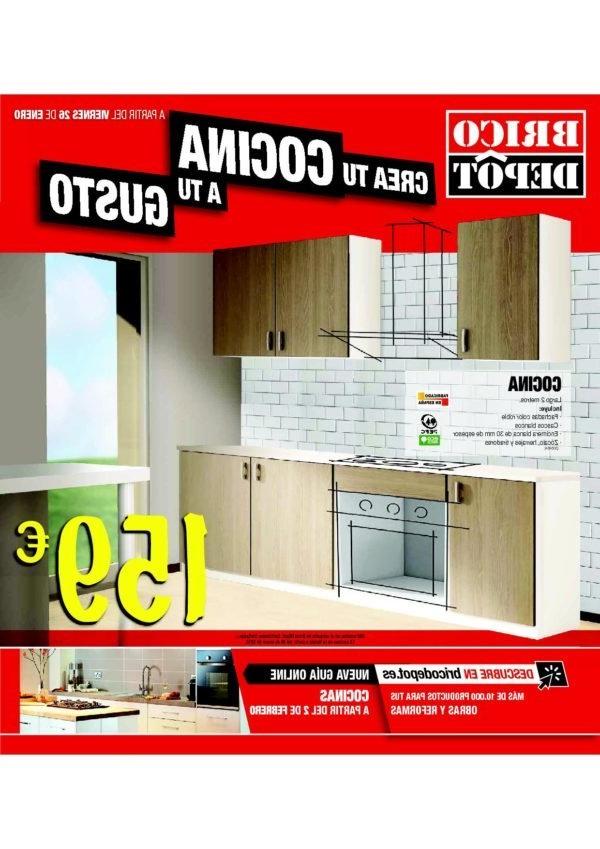 Muebles De Cocina Brico Depot J7do Catà Logo Brico Depot Cocinas Julio 2018 Tendenzias