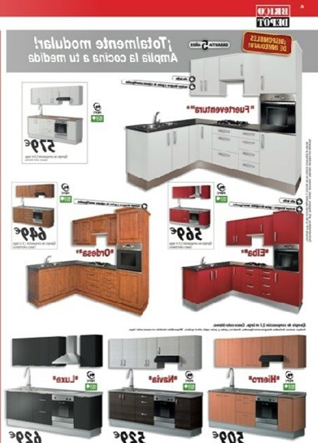 Muebles De Cocina Brico Depot 4pde Disea Ar Cocina Nueva Ni Idea De