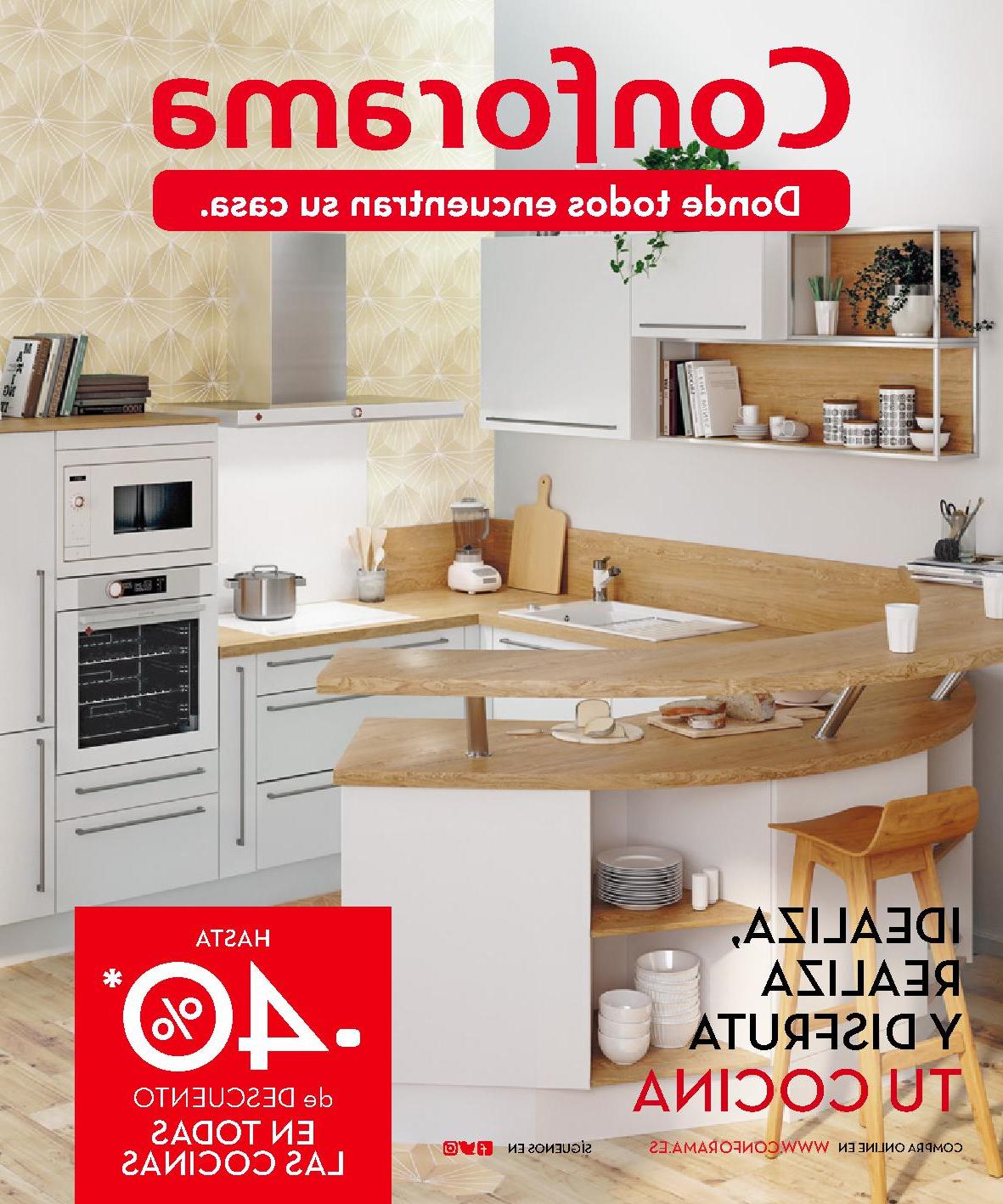 Muebles De Cocina Conforama U3dh Nuevas Cocinas En Catà Logo Conforama 2018 Imuebles