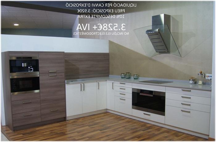 Muebles De Cocina De Exposicion 4pde Ofertas Cocinas Barcelona Reformas En Barcelona Muebles De