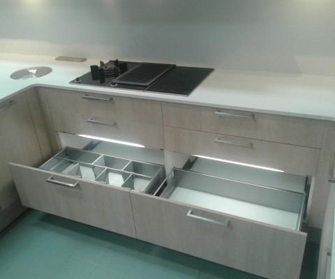 Muebles De Cocina De Exposicion Ffdn Outlet Liquidacià N Cocinas Exposicià N En Barcelona Kitchenambient