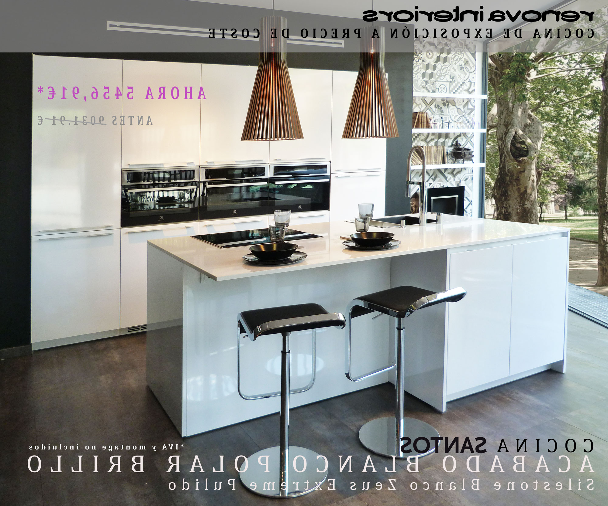 Muebles De Cocina De Exposicion Q5df Cocina De Exposicià N En Oferta Renova Interiors