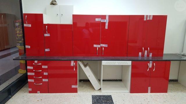 Muebles De Cocina De Exposicion Rldj Mil Anuncios Muebles De Cocinas De Calidad Baratos