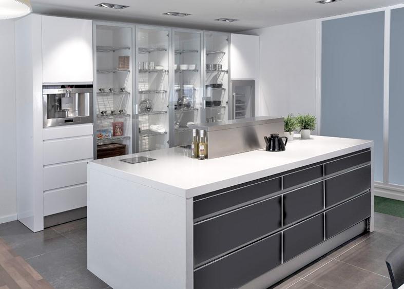 Muebles De Cocina De Exposicion Tldn Fabricacion Venta Y Montaje De Muebles De Cocina En Madrid Y Avila
