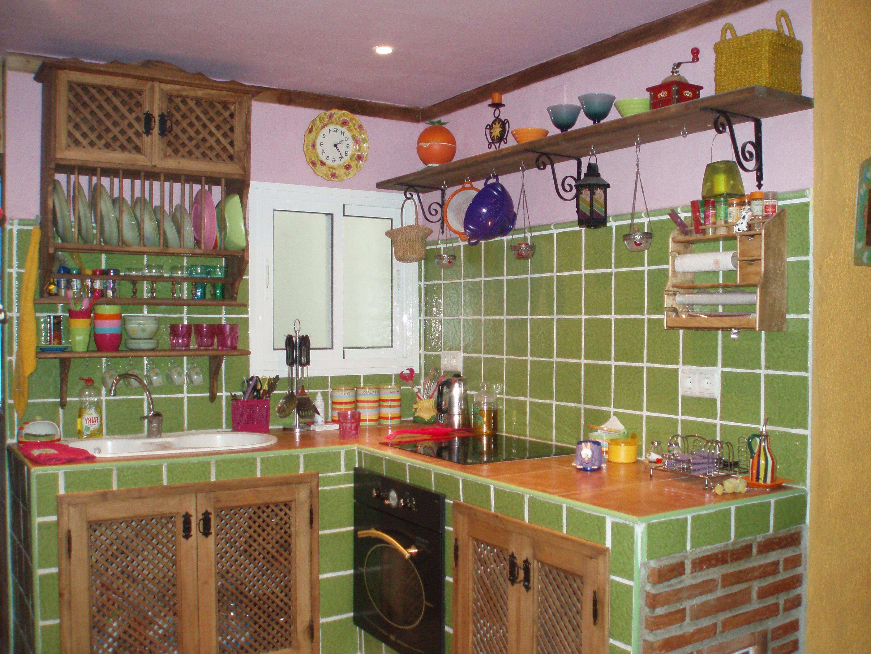 Muebles De Cocina De Obra Nkde Cocinas De Obra Rusticas Fotos ...