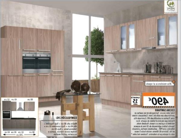 Muebles De Cocina En Kit Bricomart Txdf Muebles De Cocina En Kit Bri ...