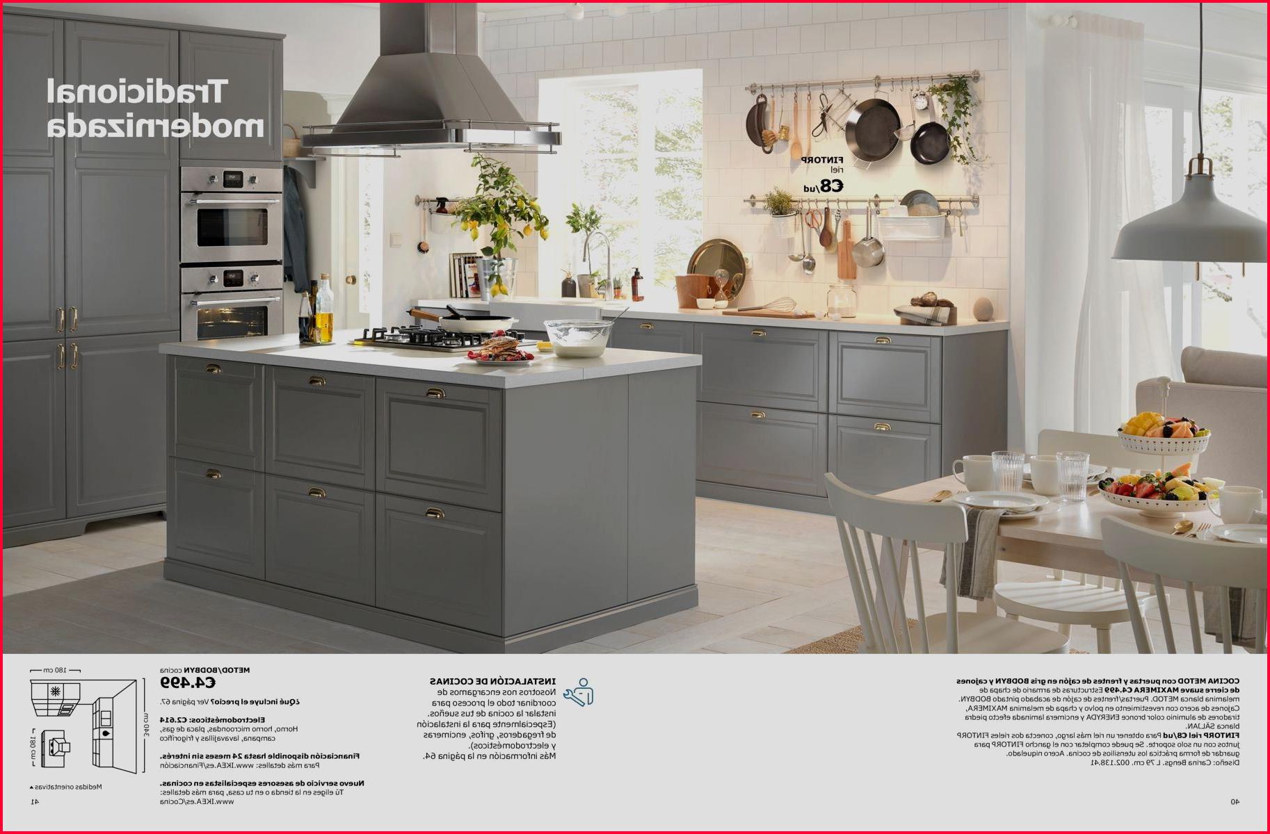 Muebles De Cocina Ikea Por Modulos Nkde Cocinas Integrales Por