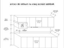 Muebles De Cocina Medidas 0gdr Cuà Nto Mide Un Mueble De Cocina Cuà Nto Mide Un Modular De Cocina