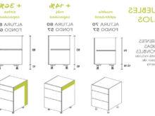 Muebles De Cocina Medidas 87dx Medidas De Nuestros Muebles De Cocina Kitchenambient