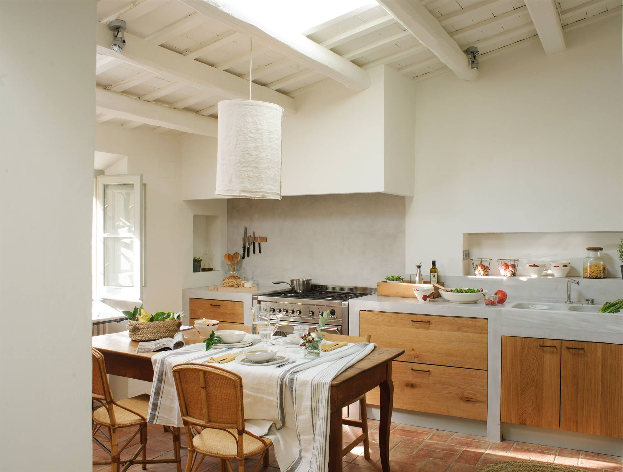 Muebles De Cocina Rusticos Baratos H9d9 50 Cocinas Rústicas Bonitas Con Muebles Vintage Y Mucho Encanto