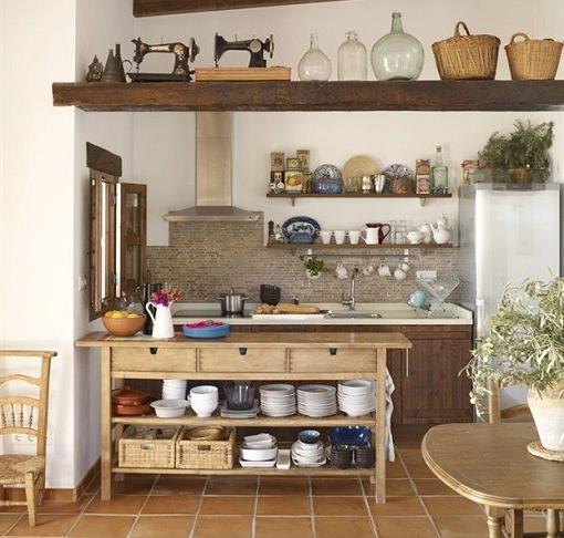 Muebles De Cocina Rusticos Baratos S1du Cocina Ikea Rústica Cocina En 2019 Decoracion De Cocinas
