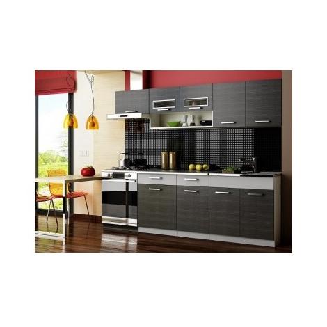 Muebles De Cocina T8dj Muebles De Cocina Moreno Grafito