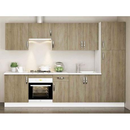 Muebles De Cocina Thdr Conjunto Mueble Cocina Roble Cortez