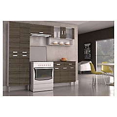 Muebles De Cocina Txdf Kit Mueble Cocina 220x201x36 Cm Parana sodimac