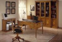 Muebles De Despacho H9d9 Muebles De Despachos Clà Sicos Mobiofic