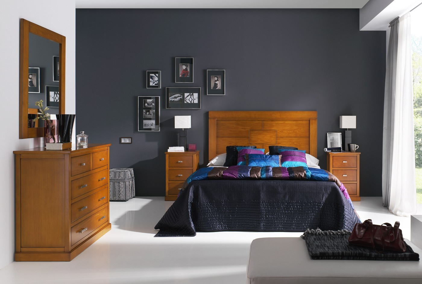 Muebles De Dormitorio Qwdq Muebles De Dormitorio De Matrimonio Moderno