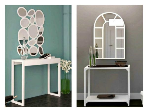 Muebles De Entrada Blancos 9fdy Muebles De Entrada Y Muebles De Recibidores Modernos forja Hispalense