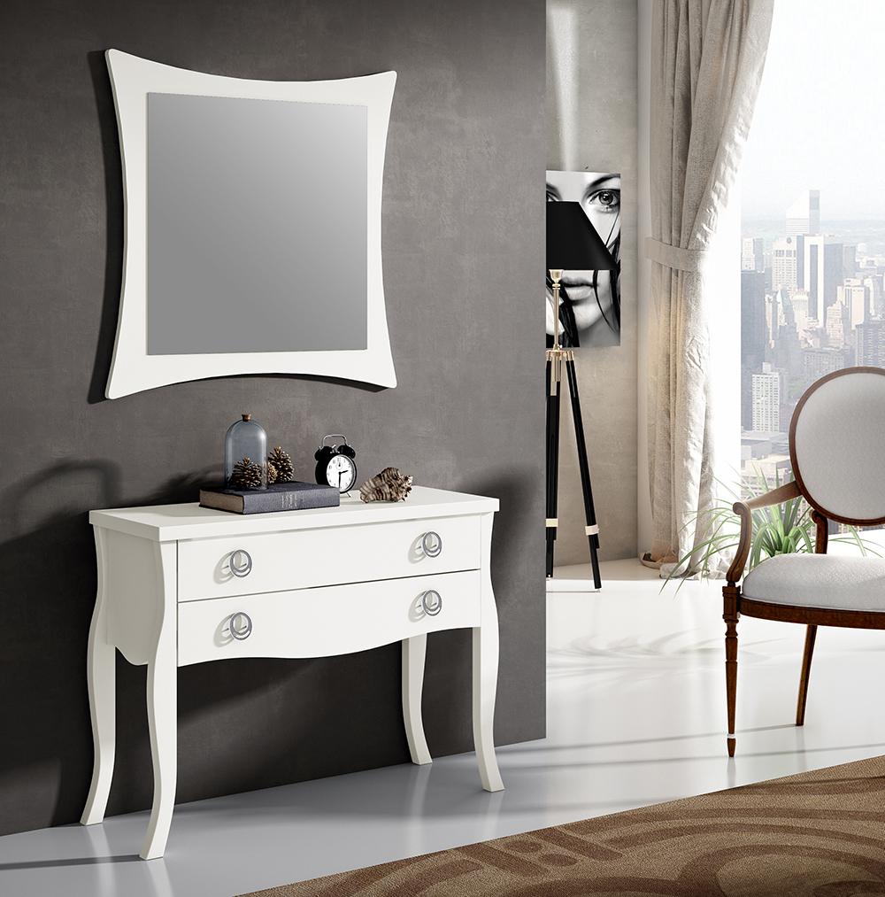 Muebles De Entrada Blancos Bqdd tom Mobel CÃ Mo Decorar Un Recibidor Muebles Para La Entrada De Tu