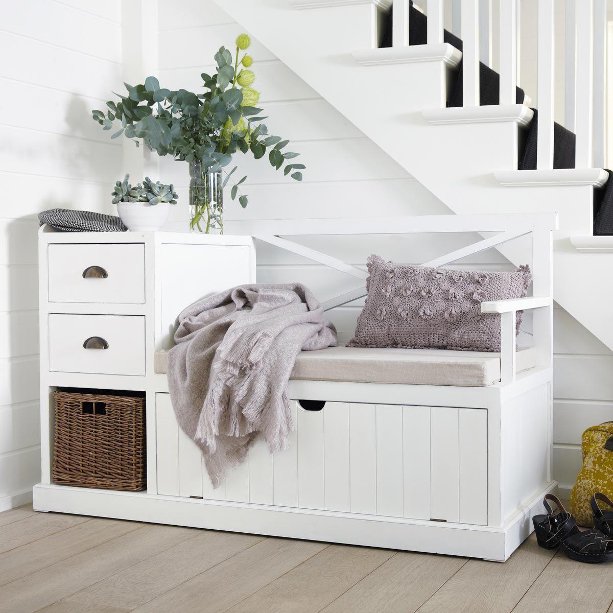 Muebles De Entrada Blancos D0dg Mueble De Entrada Blanco Muebles Pinterest Muebles De Entrada