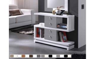 Muebles De Entrada Blancos Gdd0 Recibidores Bianchi Muebles