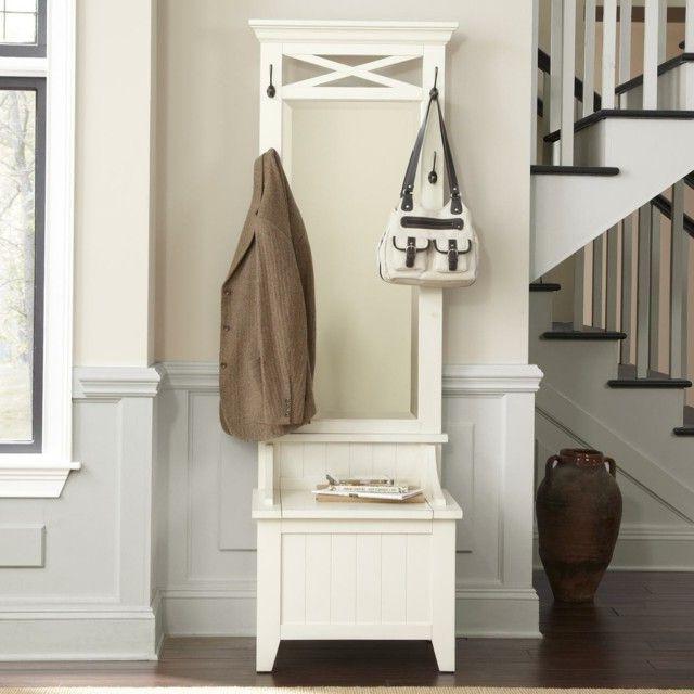 Muebles De Entrada Blancos S1du Muebles De Entrada Ideas Que Invitan A Remodelar Hall Tree