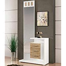 Muebles De Entrada Blancos Y7du Mueble Recibidor