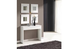 Muebles De Entrada Blancos Y7du Recibidores Bianchi Muebles
