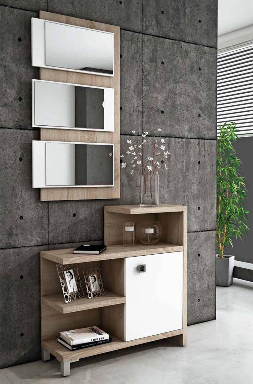Muebles De Entrada Modernos O2d5 Prar Recibidores Baratos Modernos