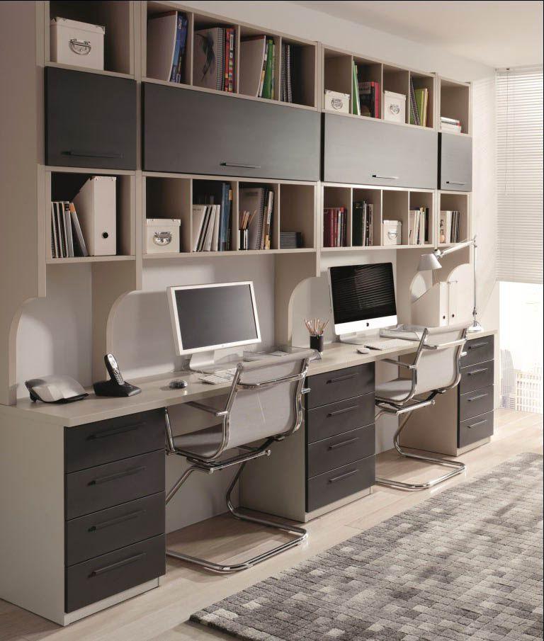 Muebles De Escritorio 3ldq Mueble Oficina Escritorio Doble De Taller Para El Hogar