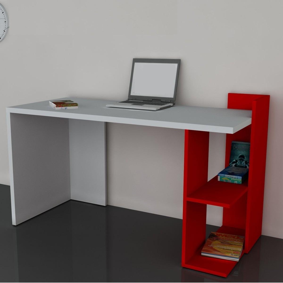 Muebles De Escritorio 87dx Escritorio Moderno Mesa Pc Notebook Mueble De Oficina