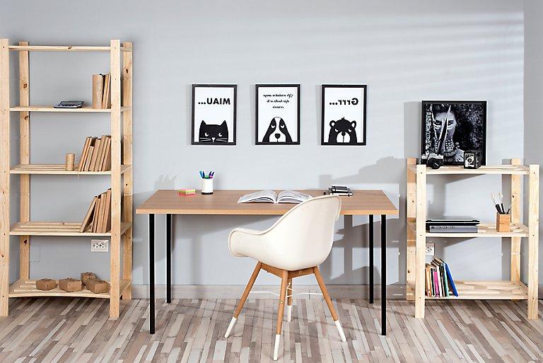 Muebles De Escritorio Tldn Mesas De Escritorio Leroy Merlin