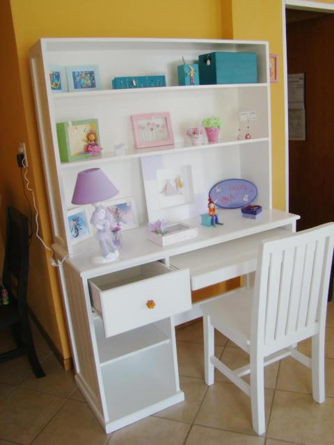Muebles De Escritorio Zwd9 Muebles Infantiles Escritorio Con Alzada Modelo Melanie