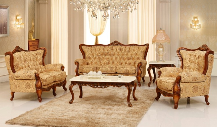 Muebles De Estilo 0gdr Estilos De Muebles Salon Estilo Victoriano Col 125
