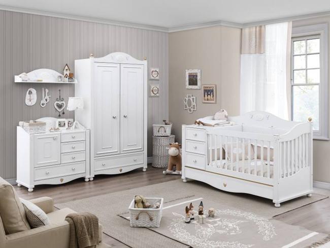 Muebles De Habitacion Dddy La Habitacià N Infantil Y Los Muebles Según La Edad