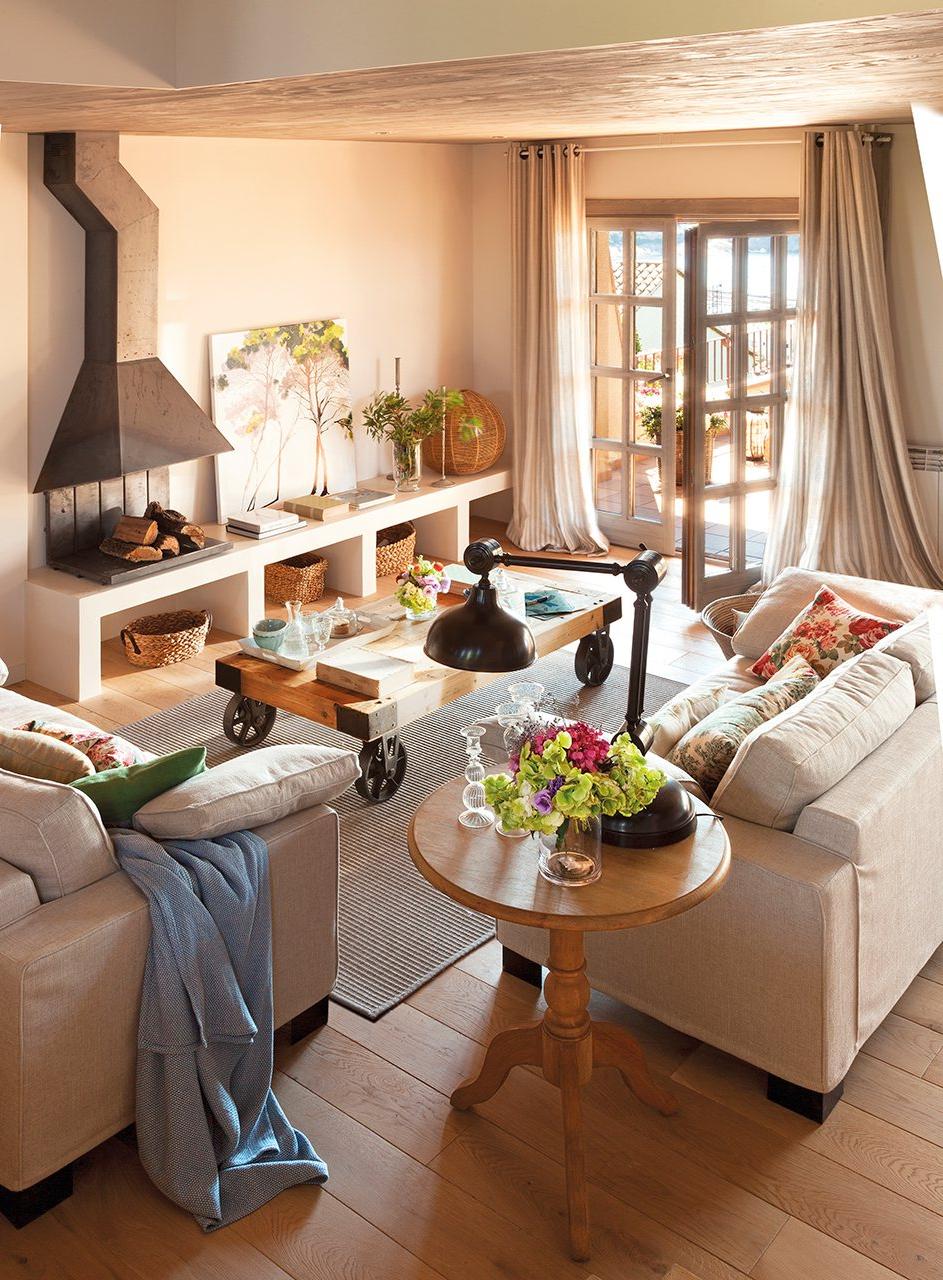 Muebles De Obra Para Salon Drdp 5 Casas Reformadas Para Ganar Metros Y Luz