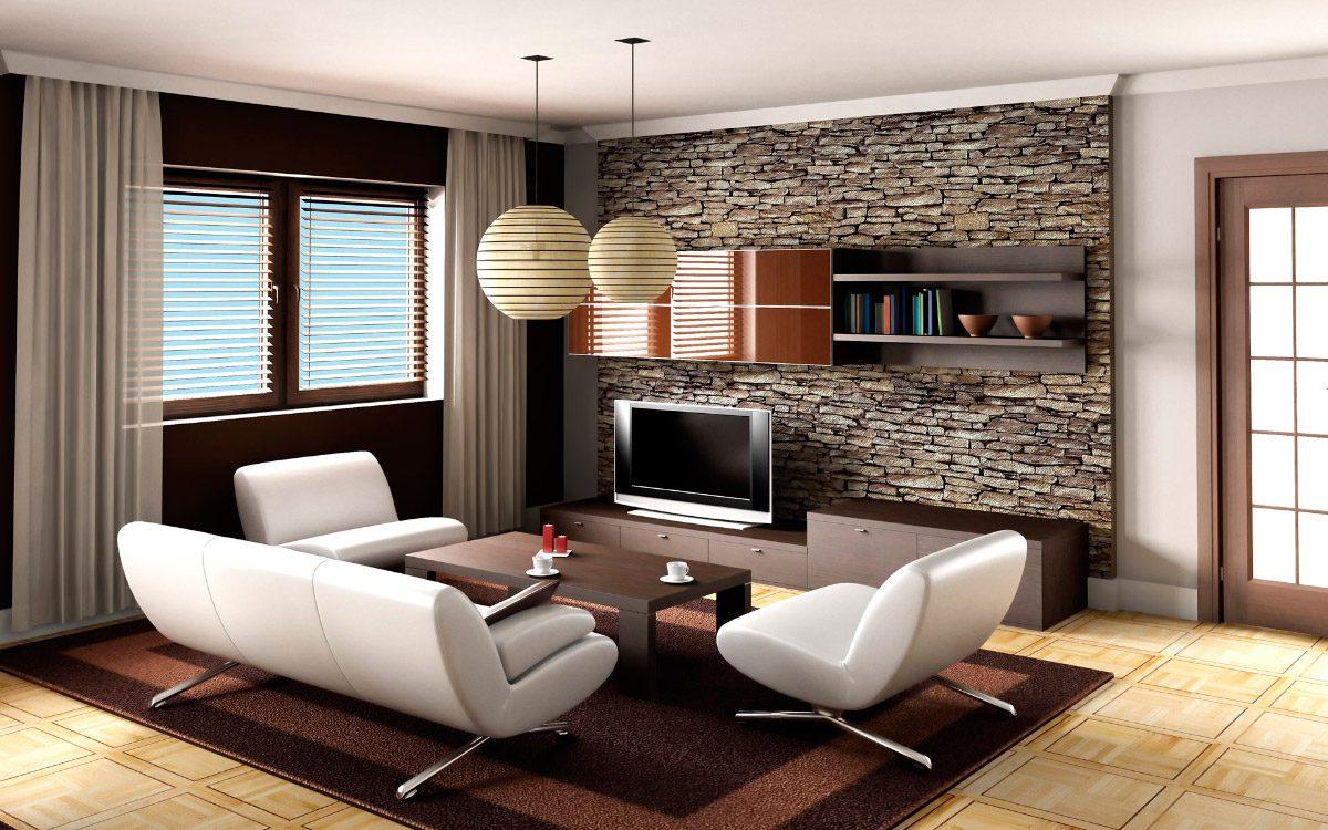 Muebles De Obra Para Salon Etdg Muebles Para Salones Modernos Imà Genes Y Fotos