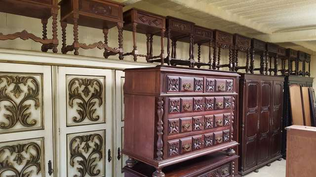 Muebles De Ocasion S1du Mil Anuncios Almacen De Muebles Antiguos De Ocasion