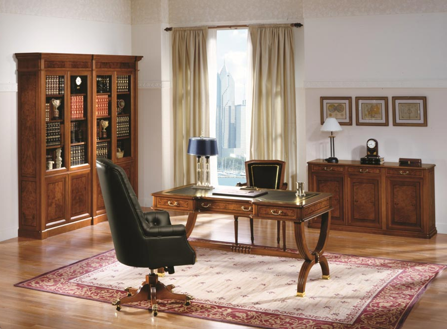 Muebles De Oficina De Segunda Mano Jxdu Muebles De Estilo Clà Sico En La Oficina Quà Debes Saber