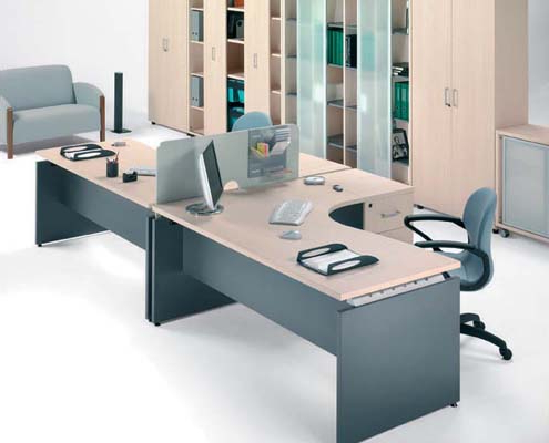 Muebles De Oficina Madrid 87dx Mesas De Oficina Madrid