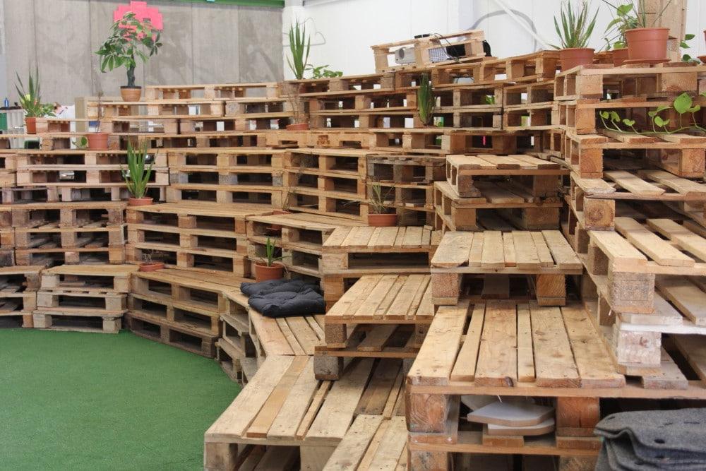 Muebles De Palets Baratos Kvdd Muebles Hechos Con Palets Alternativa De Reciclaje