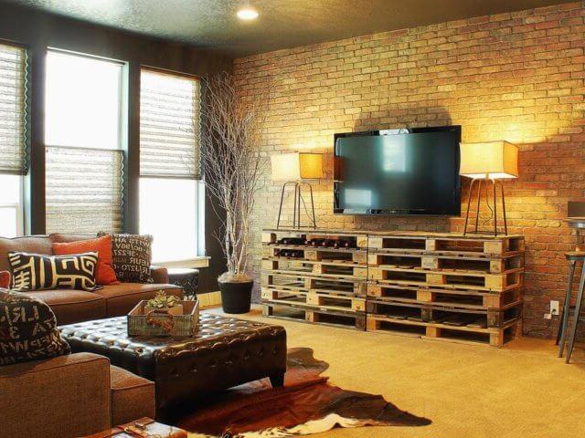 Muebles De Palets Baratos Q0d4 Decoracià N Con Palets Dale Un toque Cool A Tu Hogar Ideas Mercado