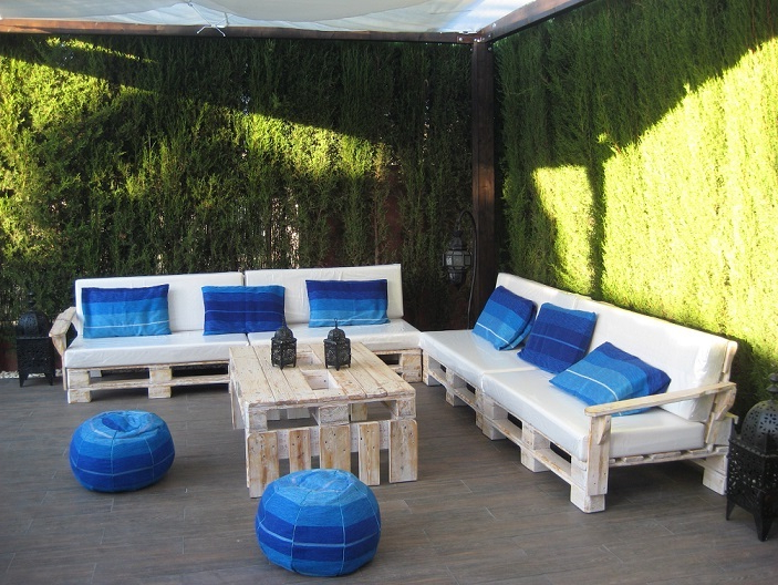 Muebles De Palets Baratos S5d8 Ideas Para Decorar Tu Casa Con Muebles De Palets De Madera Inarquia