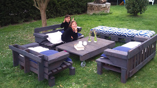 Muebles De Palets Baratos T8dj 5 Muebles De Jardà N Con Palets Bricolaje