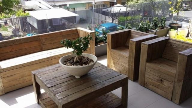 Muebles De Palets Precio Tldn Muebles De Palet M S 100 Ideas Hechos Con Palets Reciclados